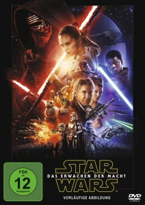 Star Wars 7 dvd blu ray