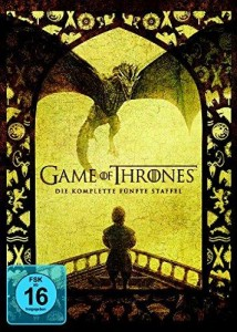 game of thrones staffel 5 dvd blu ray